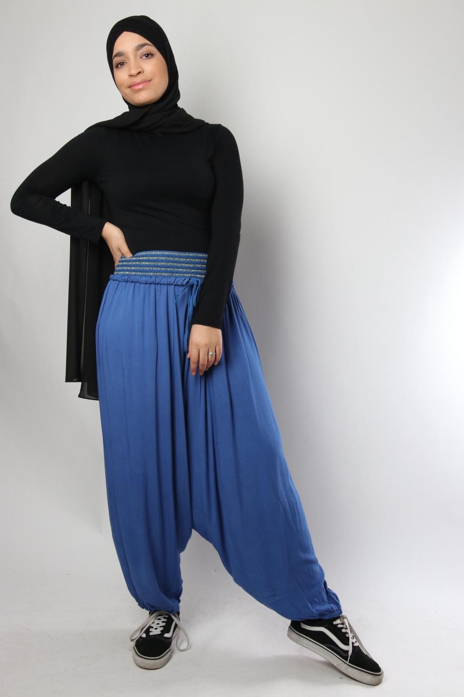 Sarouel Waves Coton