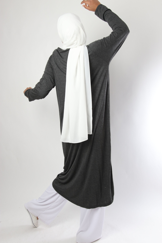 Twisted tunic