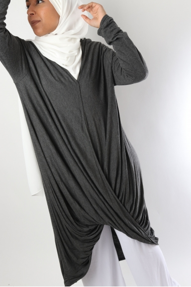 Twisted tunic