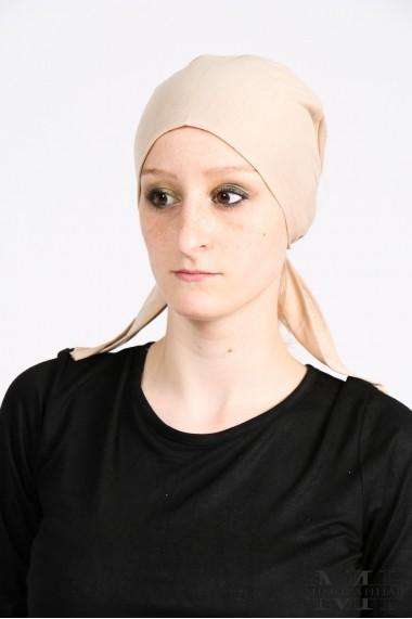 Bonnet à lien coton