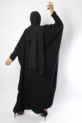 Abaya / Combi Sarwel Doré