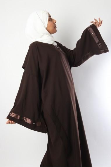 Safana Abaya with hood