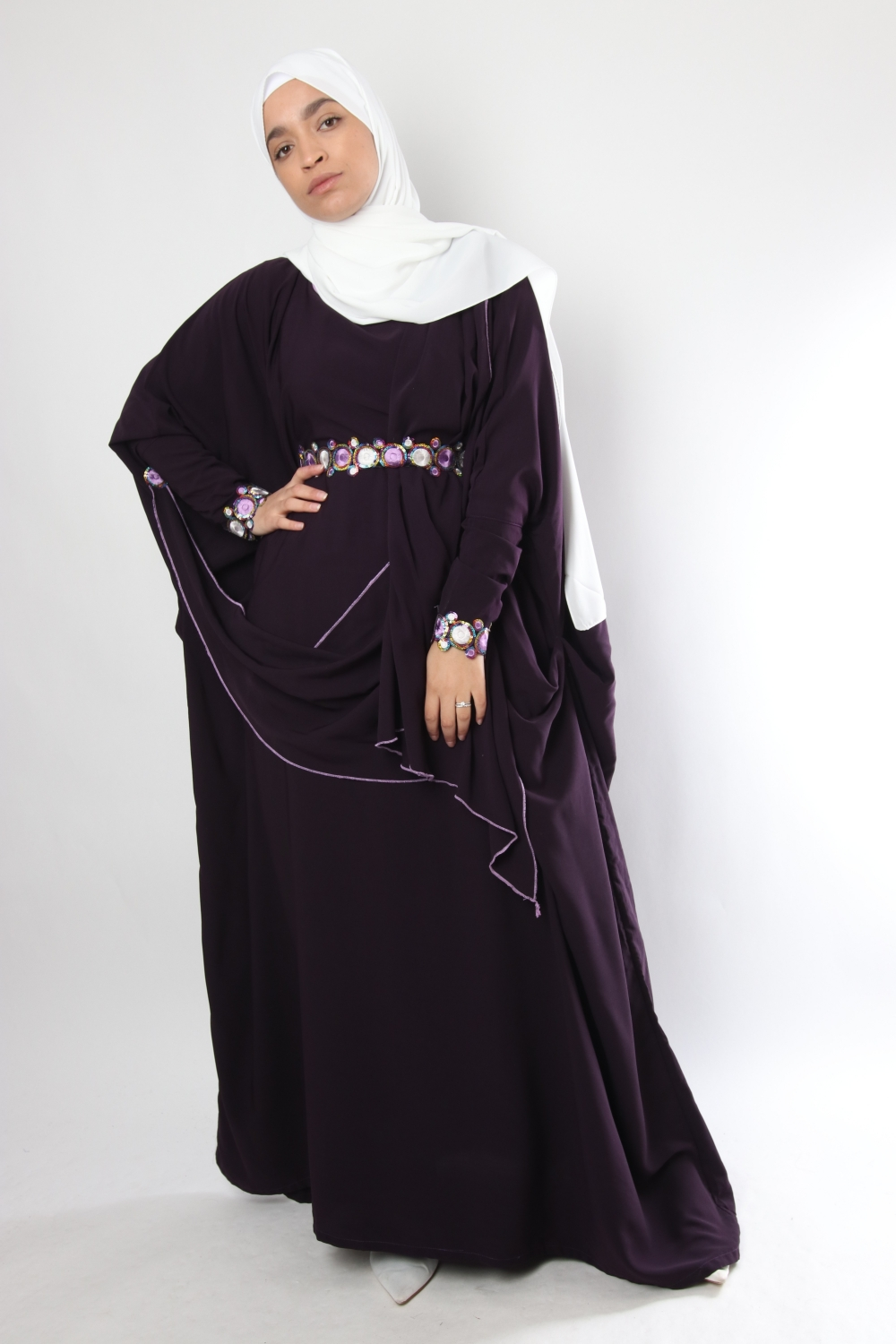 Abaya dress Unayzah