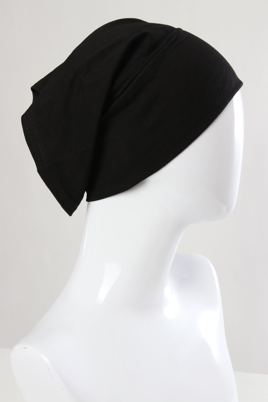 Wide headband cotton for hijab