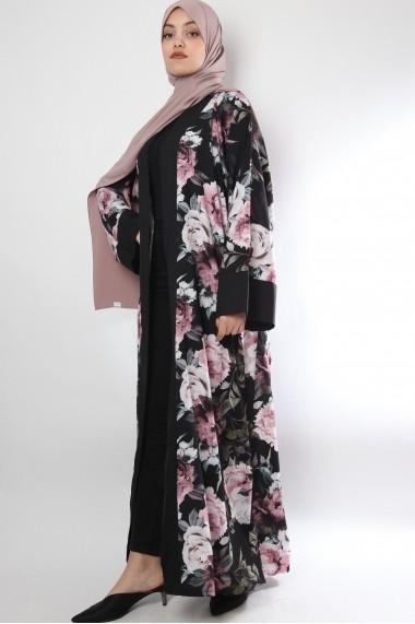 Kimono FLOWER imprimé