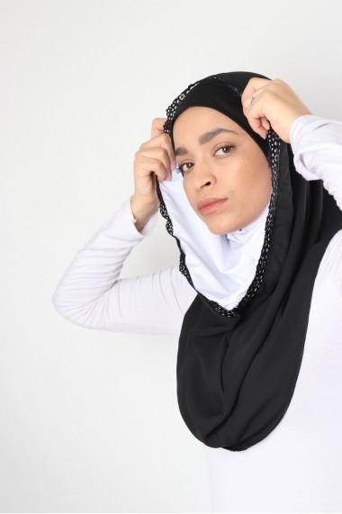 Hijab 1 pièce Salima