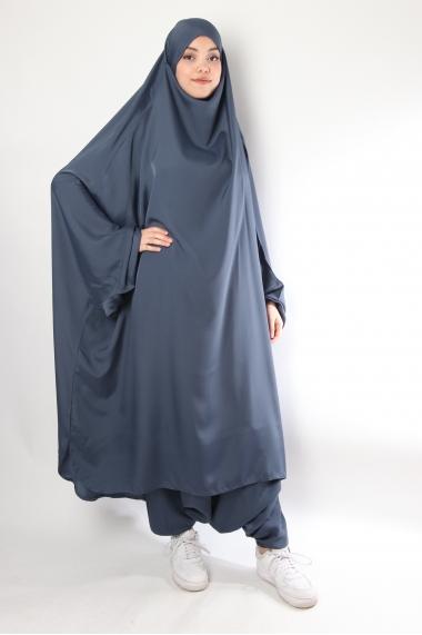 Half jilbab / Harem El Bassira Saluna