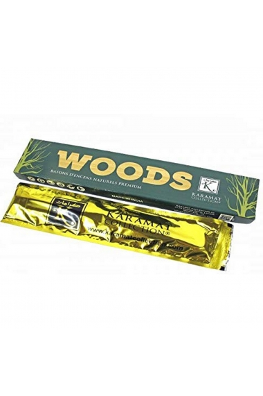 Karamat woods naturels preminum
