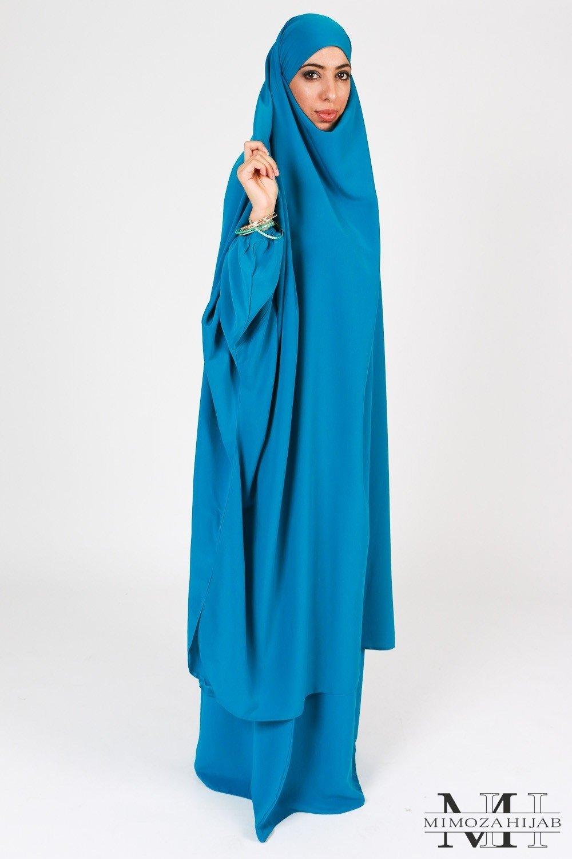 Demi-jilbab / Jupe évasée El Bassira Koshibo