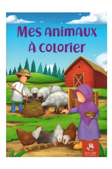 My coloring animals - Muslim Kid