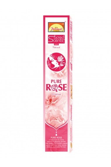 Natural Parimal Incense with Pure Rose Scent
