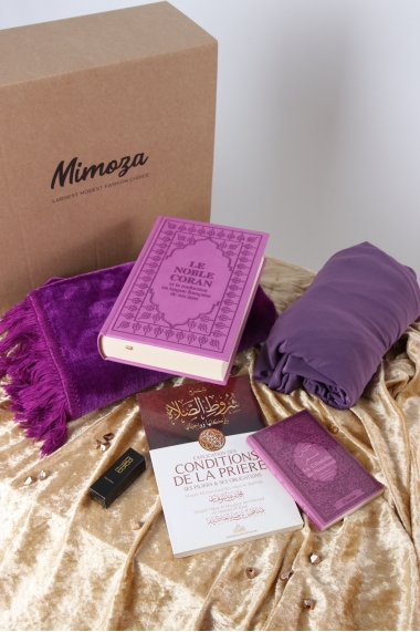 Box Ramadan Prière Femme
