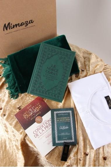 Ramadan Prayer Box Man