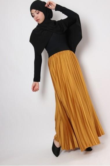 Julia pleated skirt