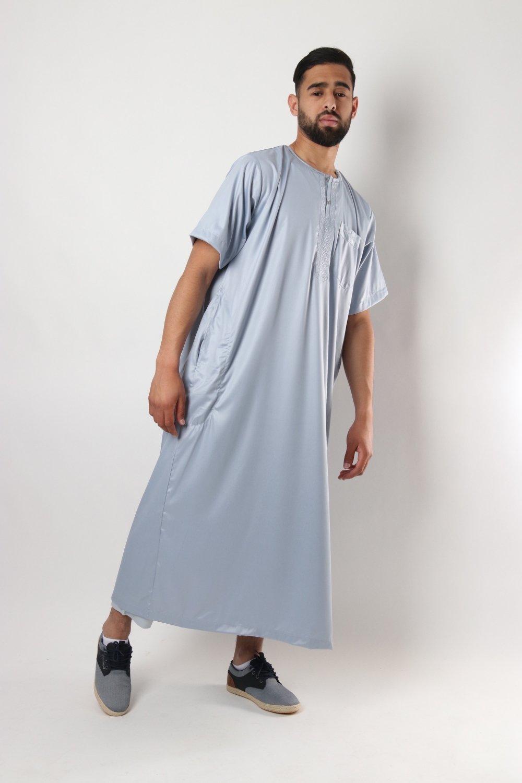 Al Atlas Qamis short sleeve