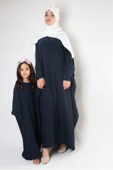 Abaya papillon Oumi