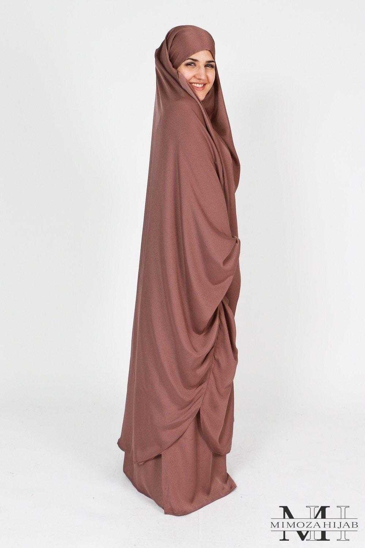 Jilbab butterfly / Skirt El Bassira Saluna