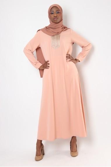Abaya longue Aysha