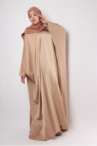 Abaya papillon Saphira