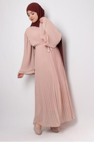 Robe Naya plissée
