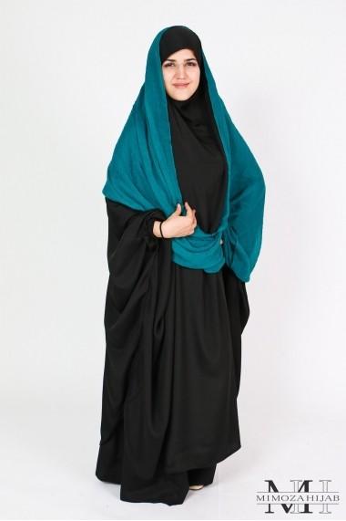 Jilbab papillon / Jupe droite El Bassira Saluna