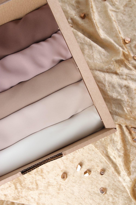 Box Hijab Soie de médine