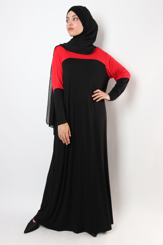 Hayet Black Dress