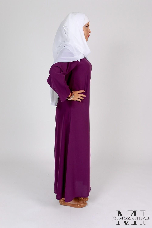 Dress Lightweight microfiber El Bassira