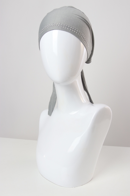 Cap Headscarf rhinestones