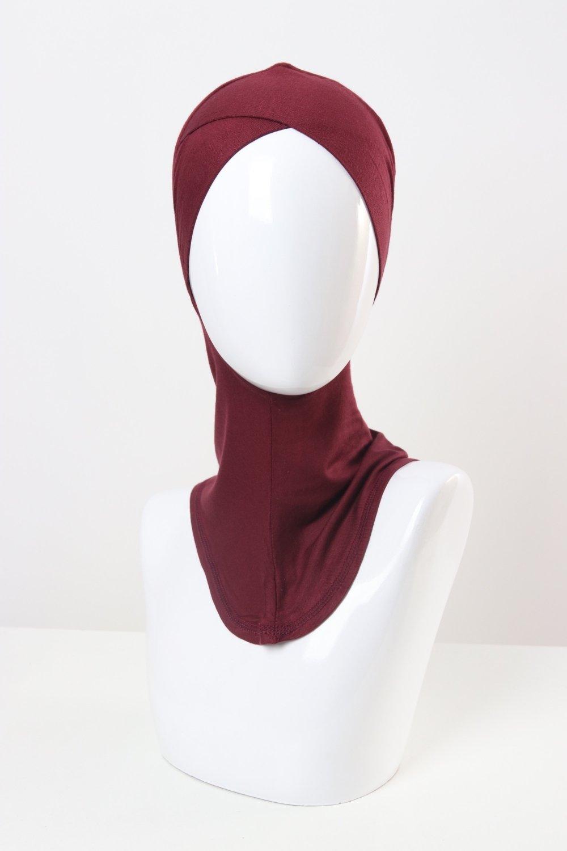 Cagoule - Sous Hijab Croisé Uni