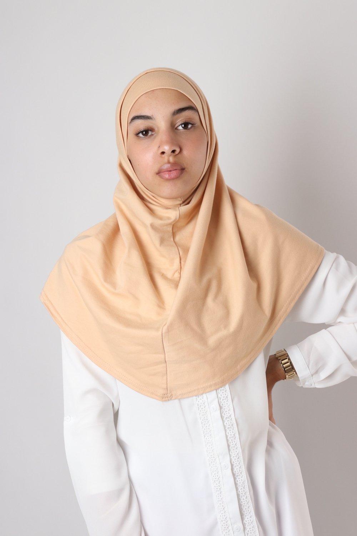 Hijab Amira deux pièces