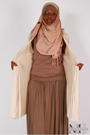 Hiba long sleeve jacket