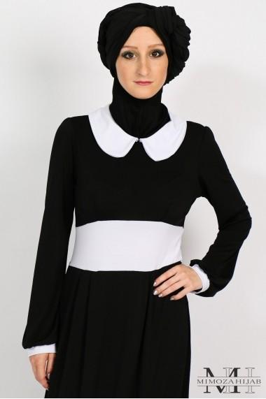 Dress CLAUDINE BICOLORE