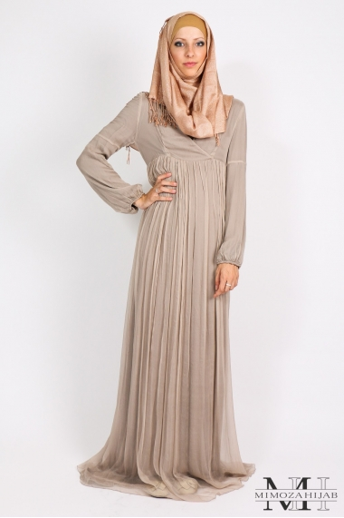 Ornella Silk Dress