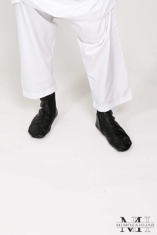 Khouf - leather sock