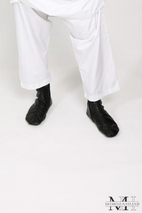 Khouf - Chaussette cuir