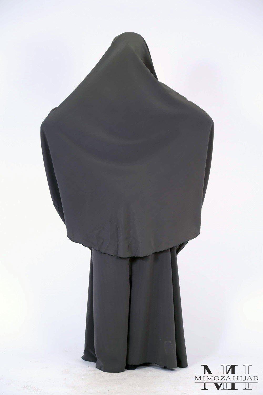 Butterfly jilbab / skirt Al Atlas satin bias