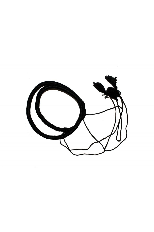 Black hoop saudian For men - Iqal