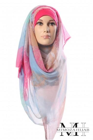 Hijab Rainbow