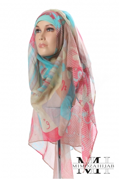 Big Shawl Hourouf