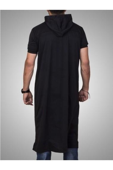 Summer short sleeve polo Qamis
