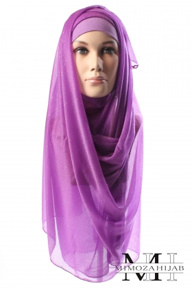Sherazade Spangled hijab