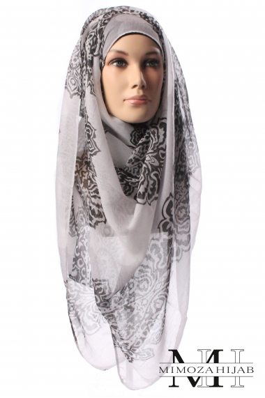 Arabesque Hijab