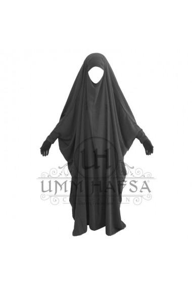Jilbab saoudien 1 pièce Umm Hafsa