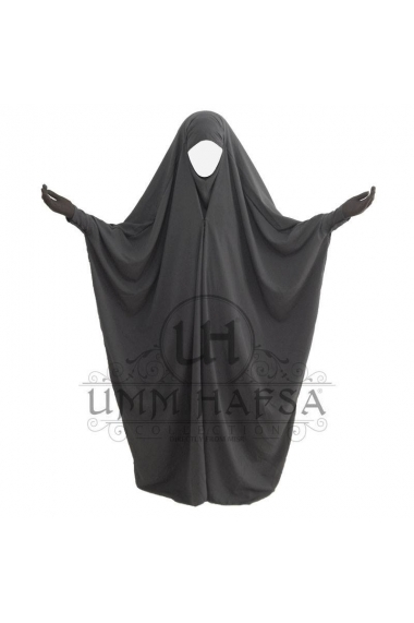 Jilbab Saudi 1 part Umm Hafsa