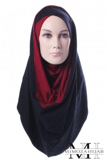 Hijab 1 pièce Manar bis
