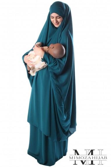 Jilbab de portage Umm Hafsa