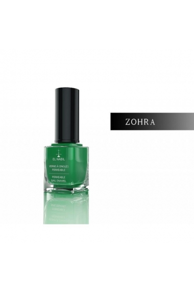 Vernis à ongles perméable El Nabil  Zohra