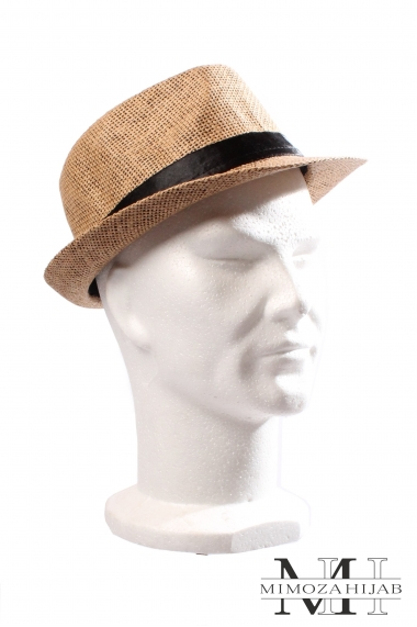 Straw hat for men